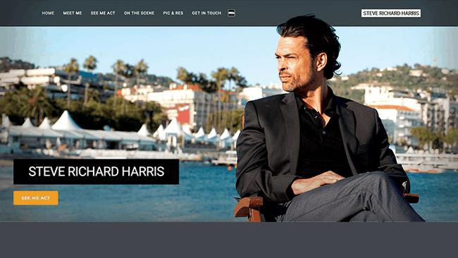 Actor Websites